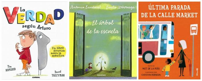 mejores cuentos, libro infanitles y juveniles recomendados novedades otoño 2016