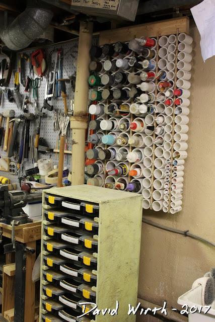 idea to organize shop, organize area,