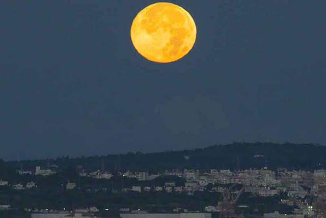 astronomy, city, Ishikawa, moon, Okinawa
