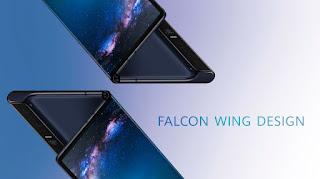 هاتف هواوي Huawei Mate X القابل للطي و يدعم الجيل الخامس 5G
