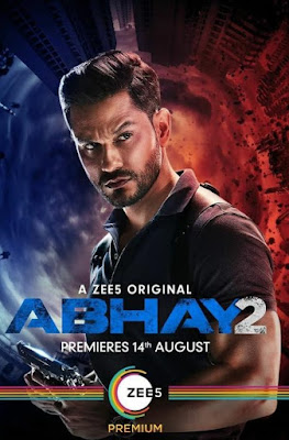 Abhay Season 02 Hindi Complete WEB Series 720p HEVC x265