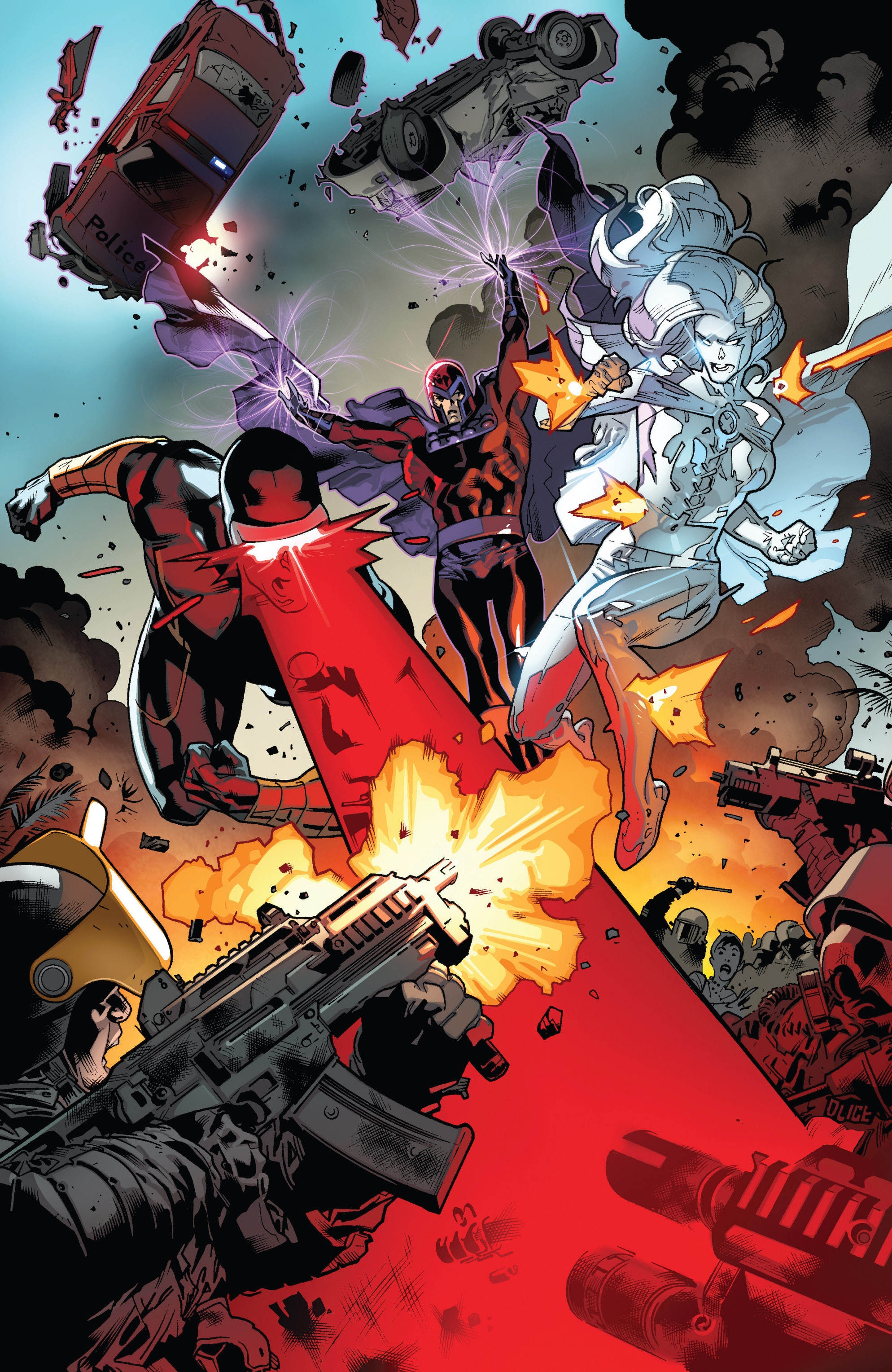 Read online All-New X-Men (2013) comic -  Issue # _Special - Yesterday's X-Men - 13