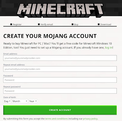 Free Download Minecraft Game For PC