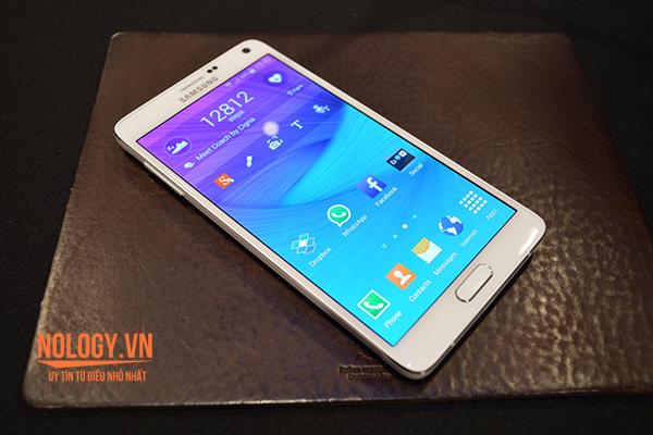 Samsung Galaxy Note 4 cũ giá rẻ