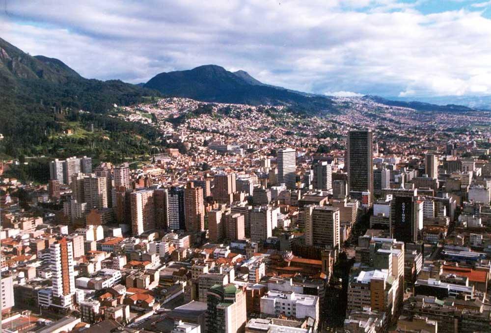Preferência Fotos de Bogotá - Colômbia | Cidades em fotos VG23