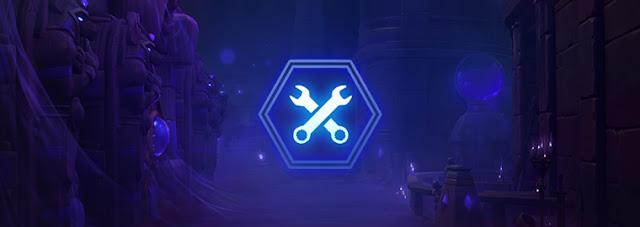 Nueva corrección de errores en heroes of Storm 1 mayo