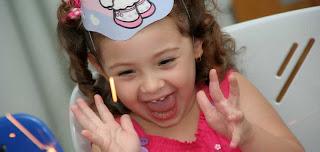 fotos de aniversario de criança
