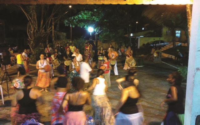 Preparativos para o carnaval e Bazar Tiduca!