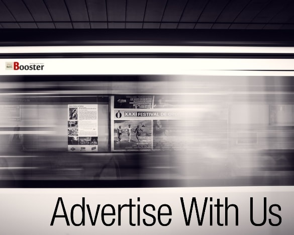 Advertise With Us ProBlogBooster