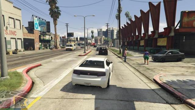 GTA V Repack Screen Shoot