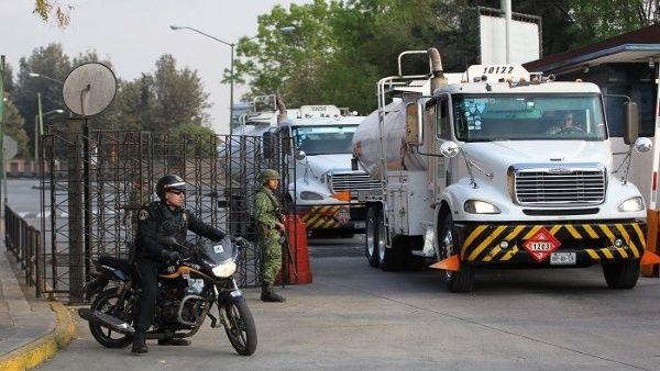 Vinculadas 27 empresas al robo de gasolina en México