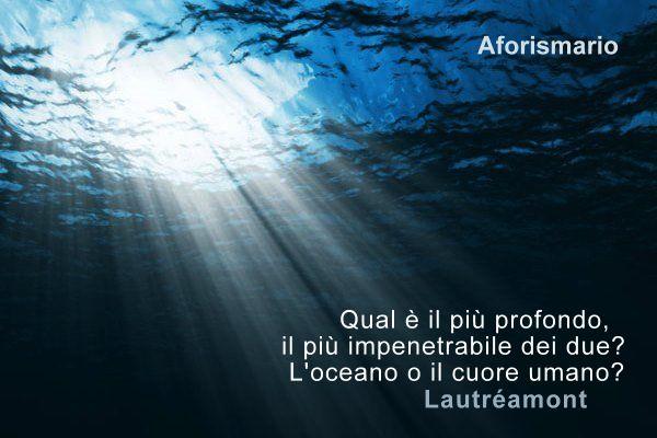 Aforismario oceano aforismi frasi e citazioni - Foto di animali dell oceano ...