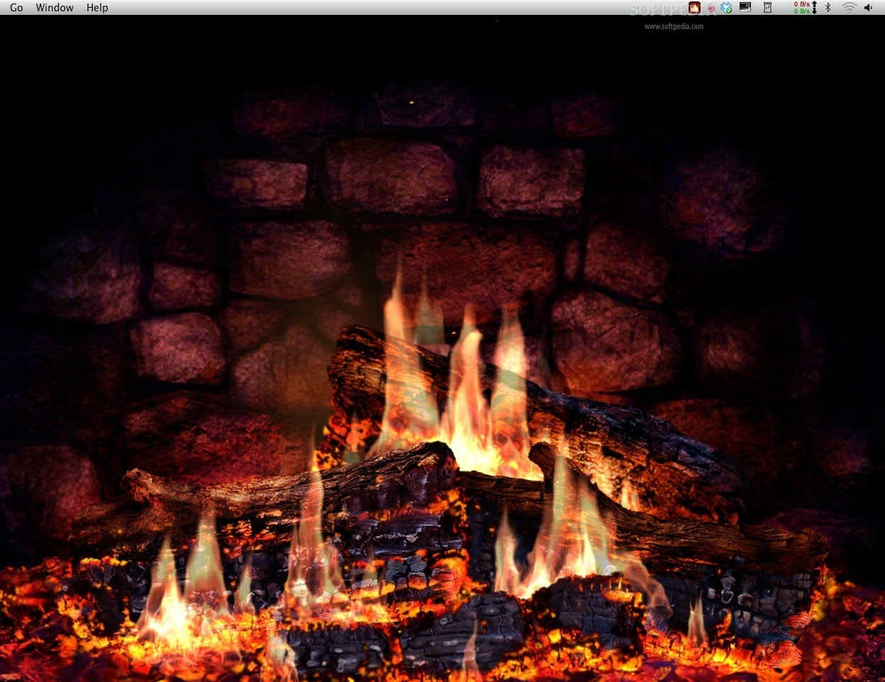 Animated Fireplace Wallpaper | Wallpaper Animated