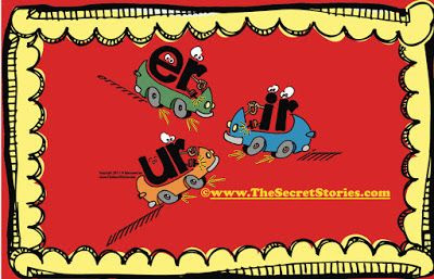 Secret Stories® Phonics— ER IR UR