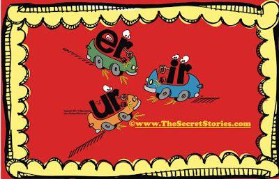Secret Stories® Phonics— ER IR UR
