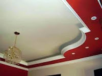 UniverosPro Forro Drywall com Sanca aberta