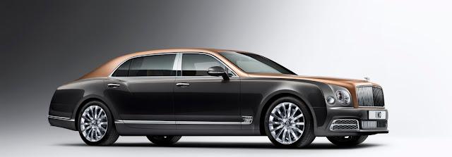 Fabricación Bentley Mulsanne