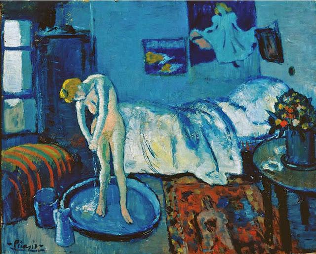 Picasso periodo azul obras