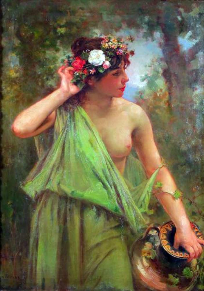 Ricardo Villodas de la Torre, Artistic nude, Il nude in the art, Spanish Painter
