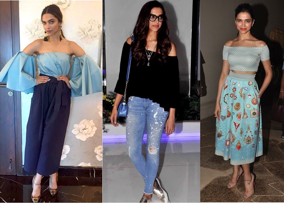 943dadbca05c2f 12 Bollywood Stars Shows you How to Rock the Off-Shoulder Trend ...