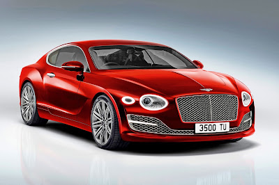 2017 Bentley Continental GT Speed Free HD Wallpapers 02