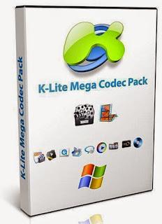 تحميل برنامج كودك 2014 K-Lite Mega Codec Pack 10.4.5 لتشغيل ملفات الفيديو والصوت
