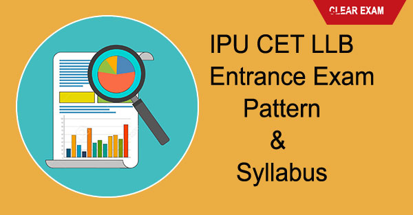 IPU CET LLB Syllabus and Exam Pattern