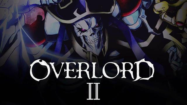 overlord s2 sinopsis dan jadwal tayang