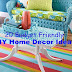 20 Budget Friendly DIY Home Decor Ideas!