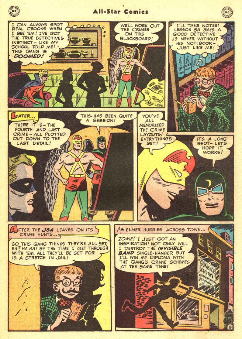 Read online All-Star Comics comic -  Issue #46 - 11