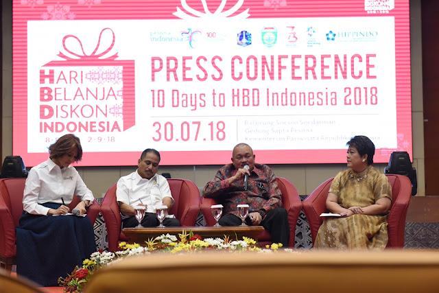 Palembang Tuan Rumah HBDI 2018