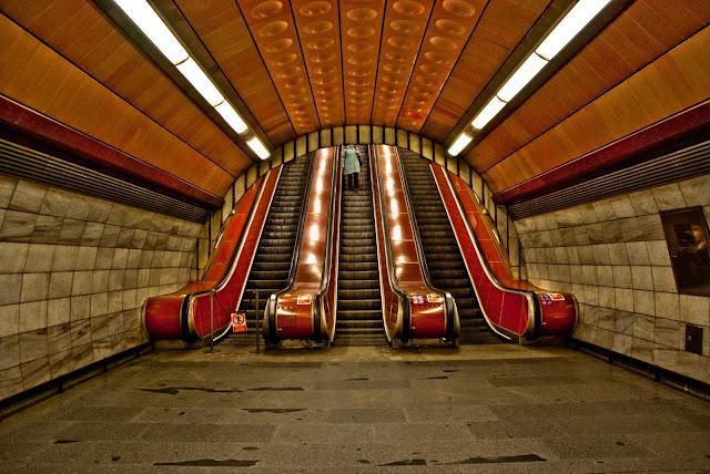 most beautiful underground station