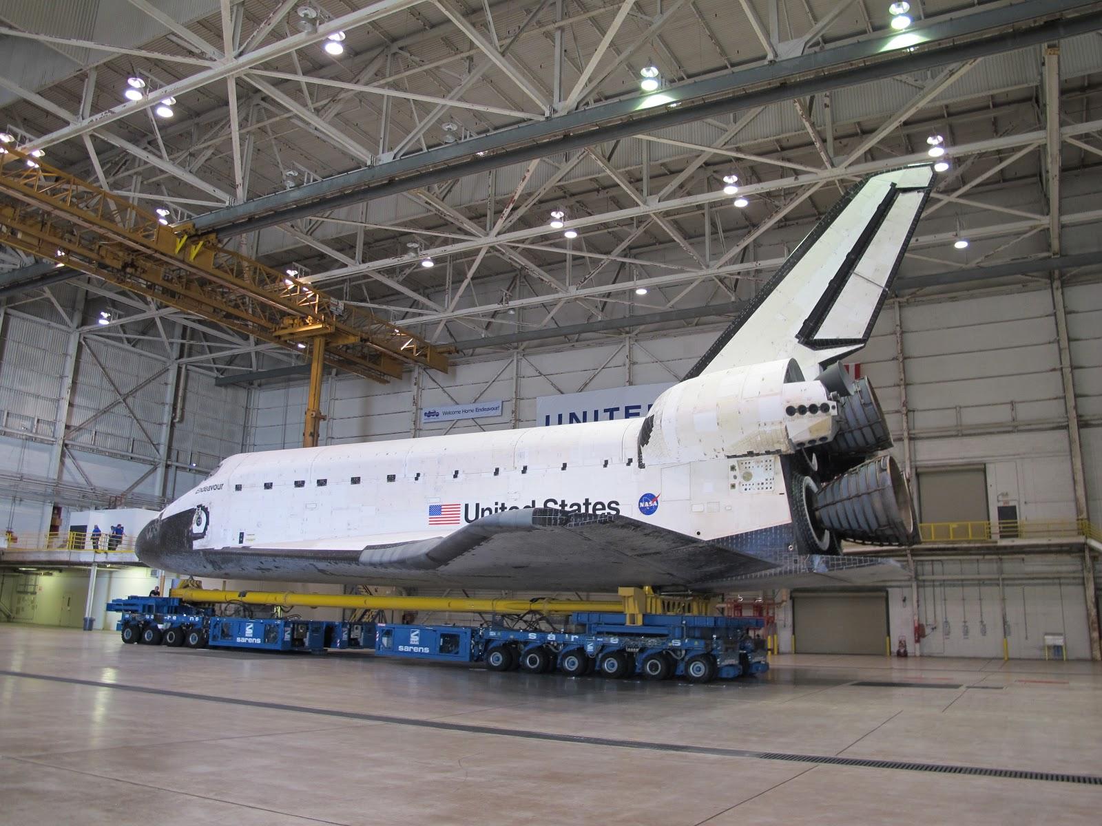 space shuttle endeavour size - photo #37