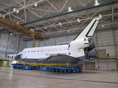 space shuttle endeavour dimensions - photo #38