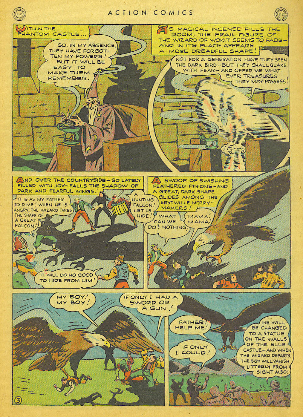 Read online Action Comics (1938) comic -  Issue #86 - 5