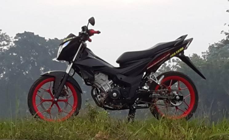 Spesifikasi Dan Harga All New Honda Sonic 150 R