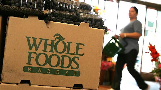 amazon whole food market