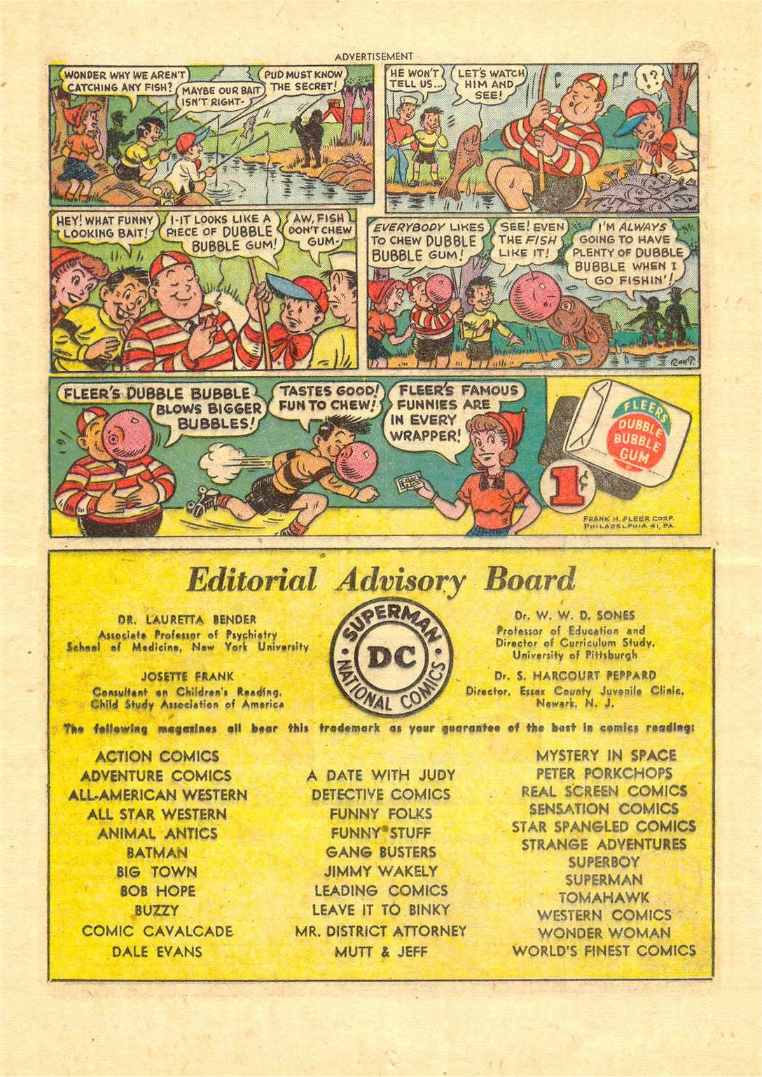 Read online World's Finest Comics comic -  Issue #52 - 52