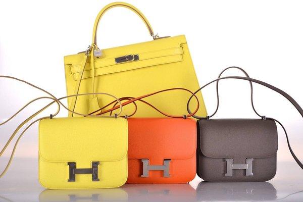 Có rất nhiều kiểu túi xách khác nhau cho các quý cô tham khảo