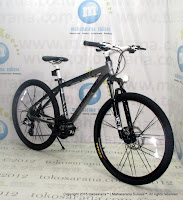 Sepeda Gunung Pacific Tranzline 700 24 Speed Rangka Aloi 26 Inci