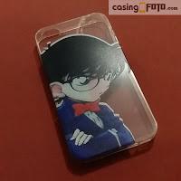 custom case gambar detective conan jellycase