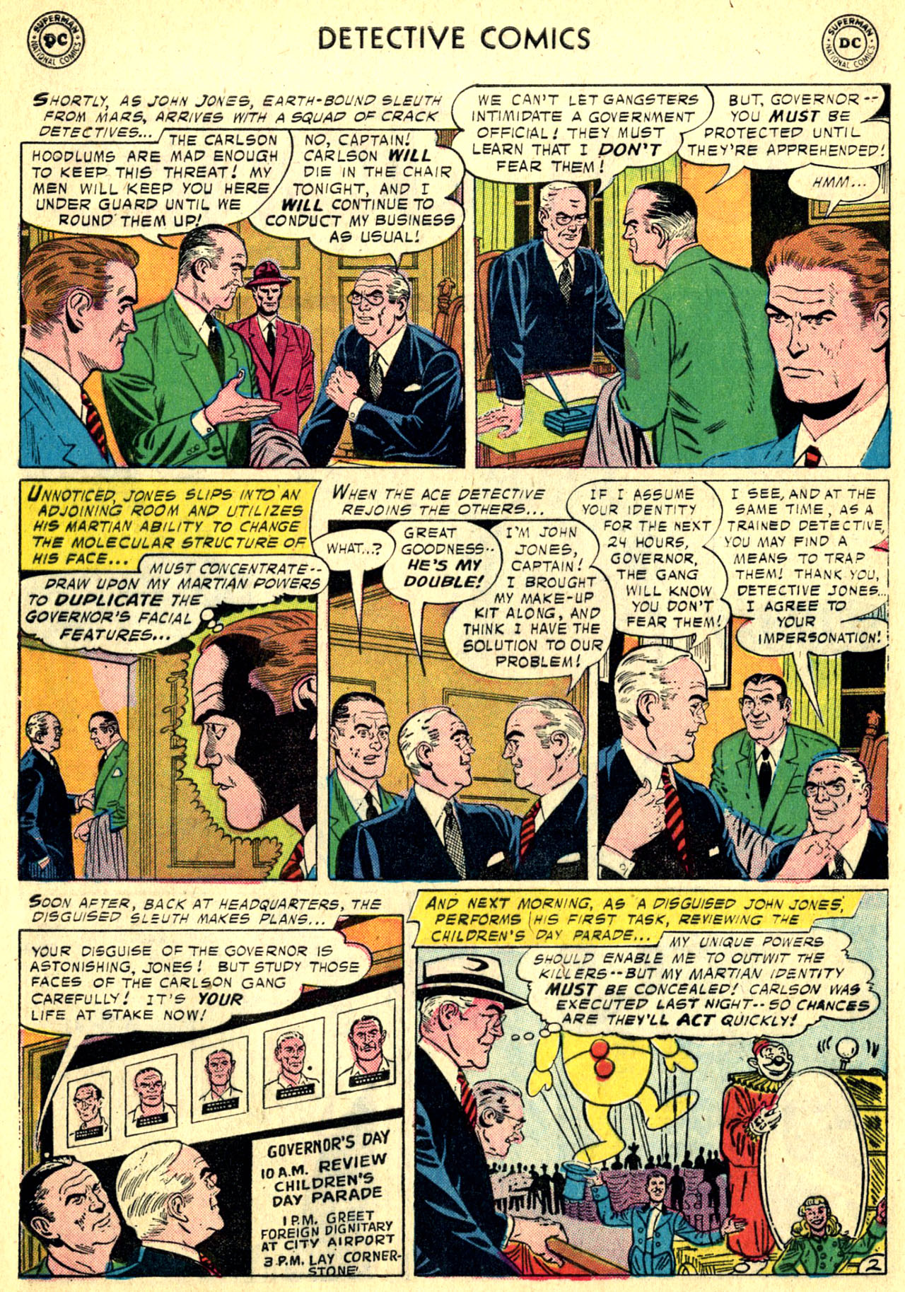 Read online Detective Comics (1937) comic -  Issue #249 - 28