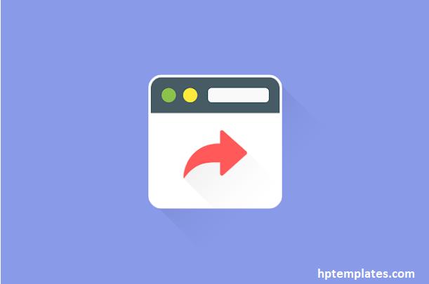 Cách chuyển hướng URL Blog đến một số trang web khác