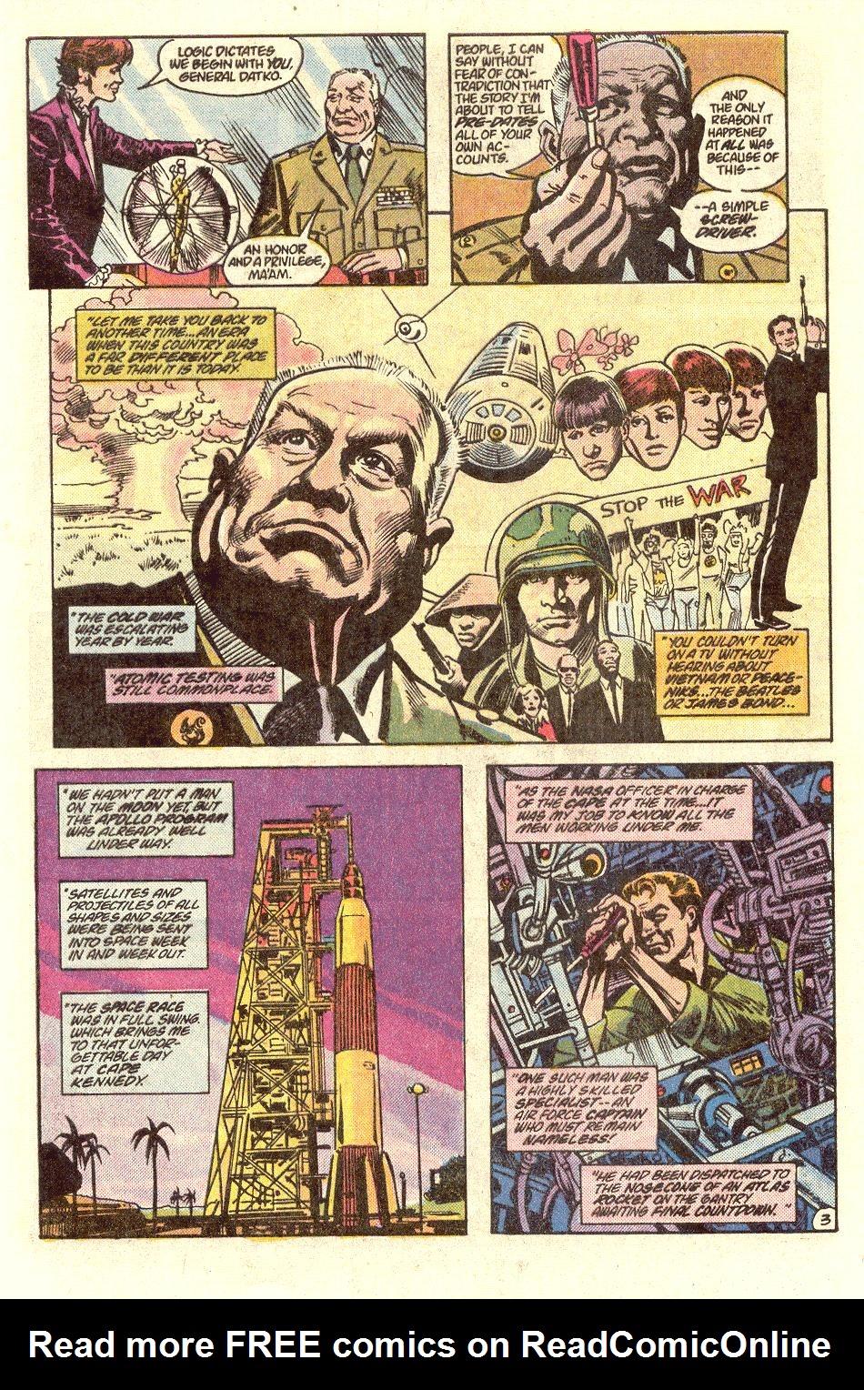 Read online Secret Origins (1986) comic -  Issue #34 - 4