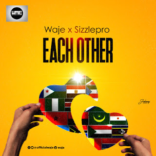 Waje Ft. Sizzlepro - Each Other