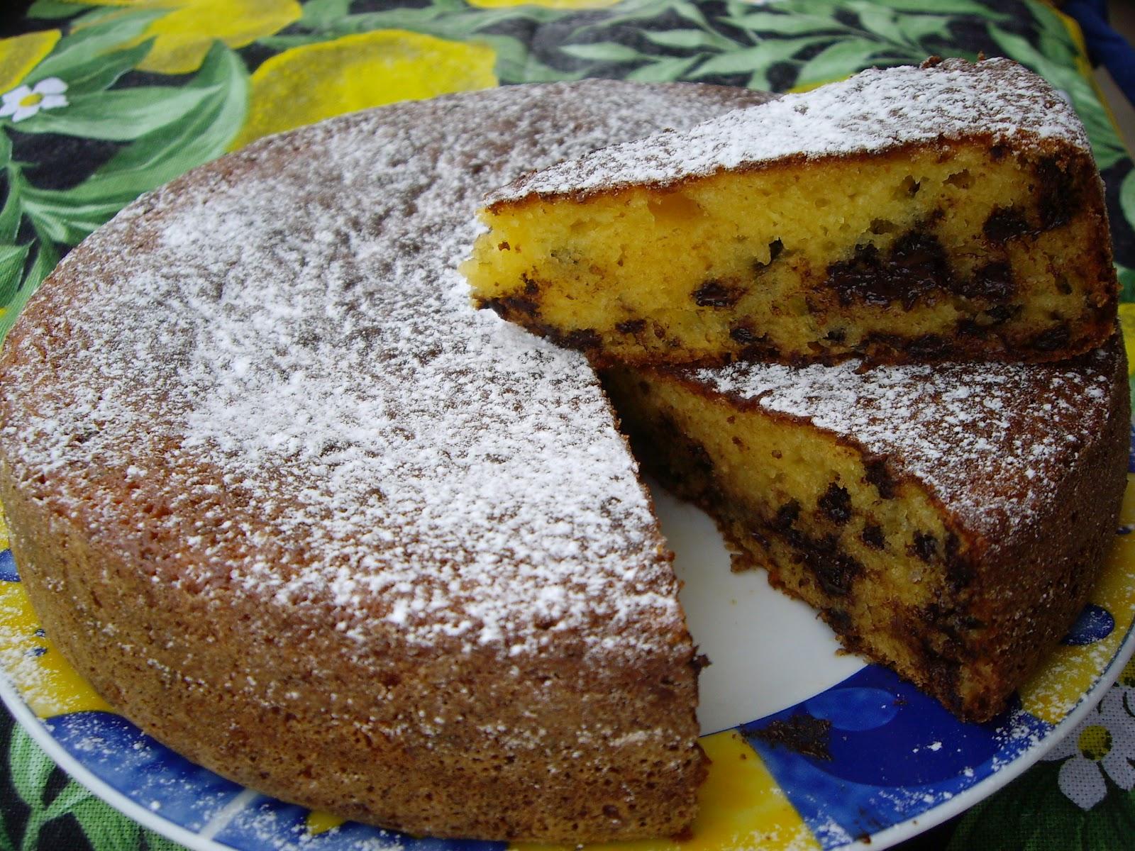 Cibo che fa sognare senza glutine torta ricotta e for Dolci e ricette