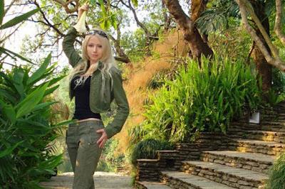 Valeria Lukyanova, Si Boneka Barbie di Dunia Nyata