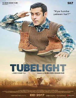 Tubelight 2017 Hindi Movie DVDSCR [700MB]