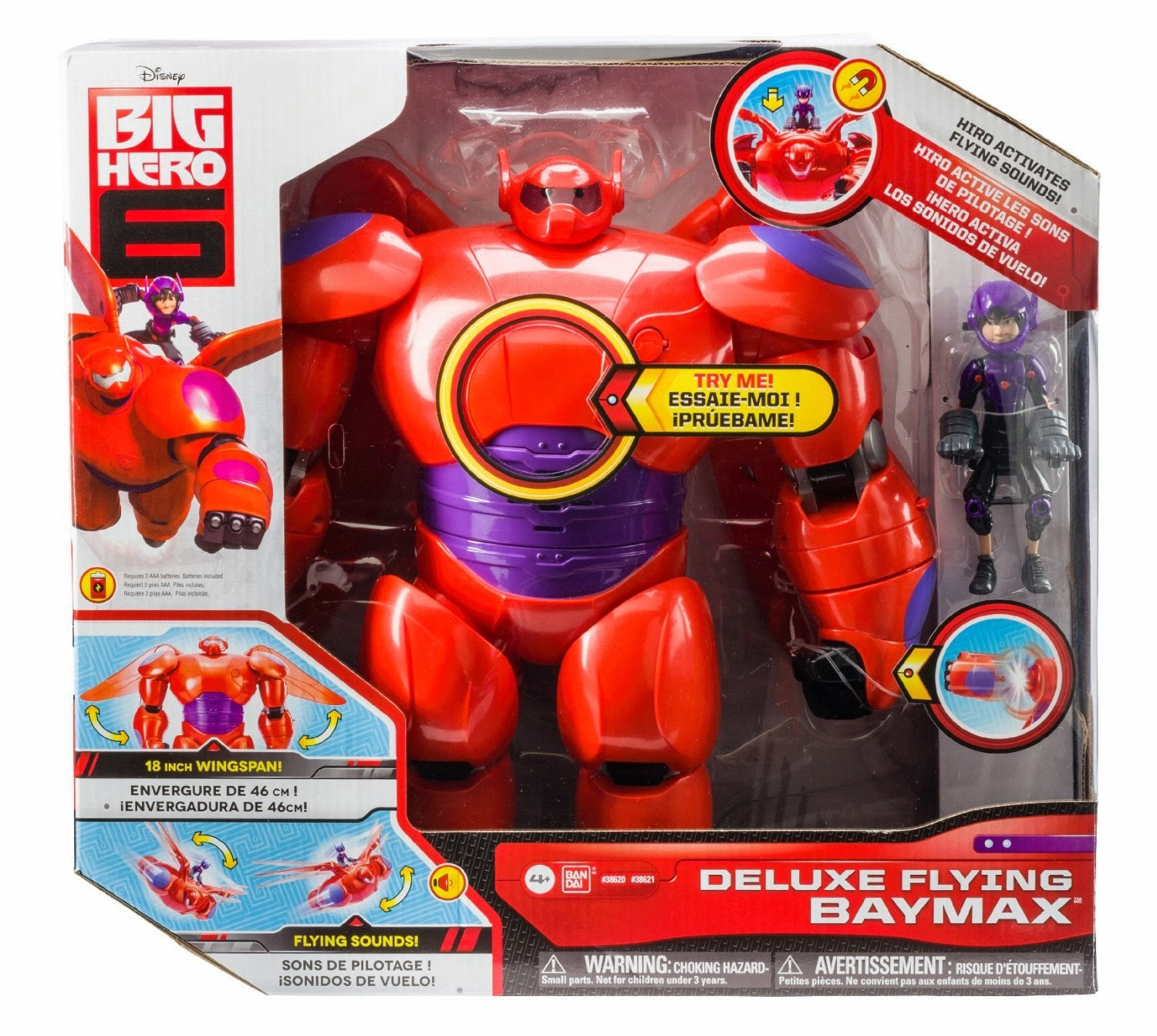 Latest Trending Toys for Boys and Girls Big Hero 6 Toys very