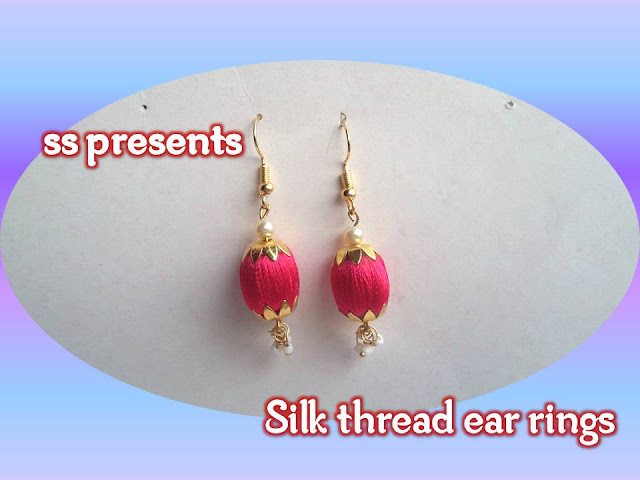 Here is Images for silk thread jewellery,1000+ images about Silk Thread Jewellery Ideas,Images for silk thread jewellery designs,jewellery making tutorial blog,Images for jewellery making for beginners,1000+ images about Jewellery Making for Beginners,How to make silk thread beads ear rings